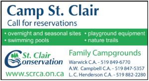 Camp St Clair