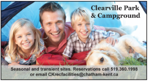 Clearville park campground