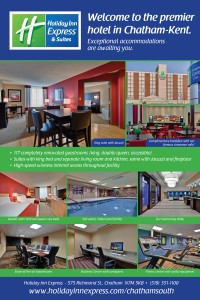 Holiday Inn Travel Guide ad 2015