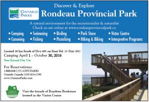 Rondeau provincial park