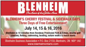 Blenheim cherryfest