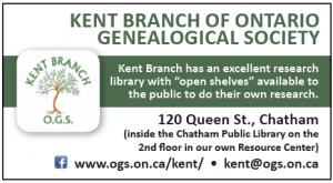 Kent Genealogical society