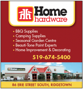 Ridgetown Home hardware