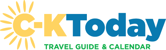 CK Today Travel Guide & Calendar